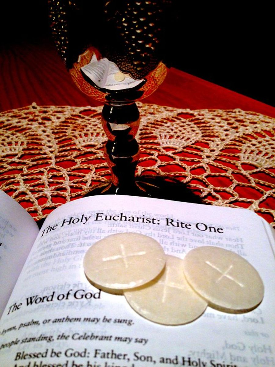 The Holy Eucharist (Communion)