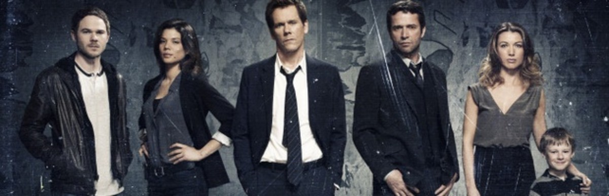 """The Following"" with Kevin Bacon"