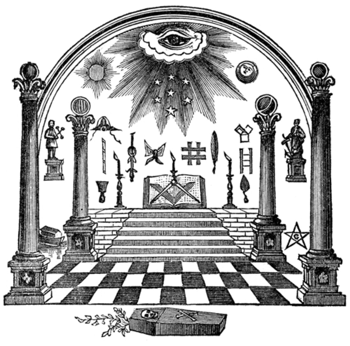 Ancient Masonic Symbols