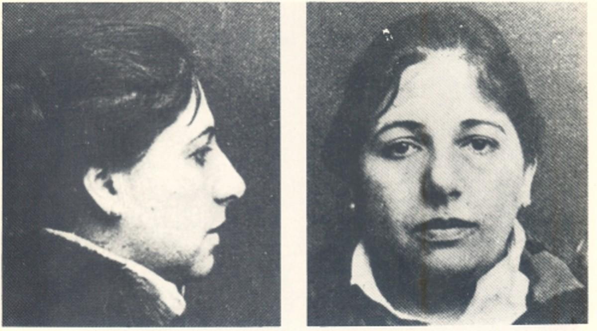 Mata Hari prison picture