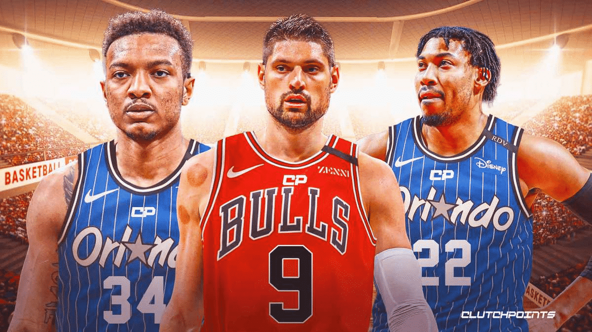 Magic send Nikola Vucevic and Al Faroq Aminu to Bulls for two first rounders Otto Porter and Wendell Carter Jr.
