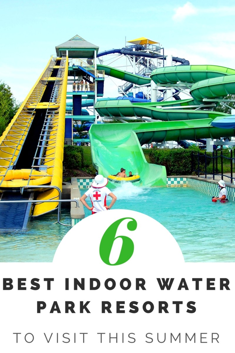 The 6 Best Indoor Water Park Resorts to Visit This Summer