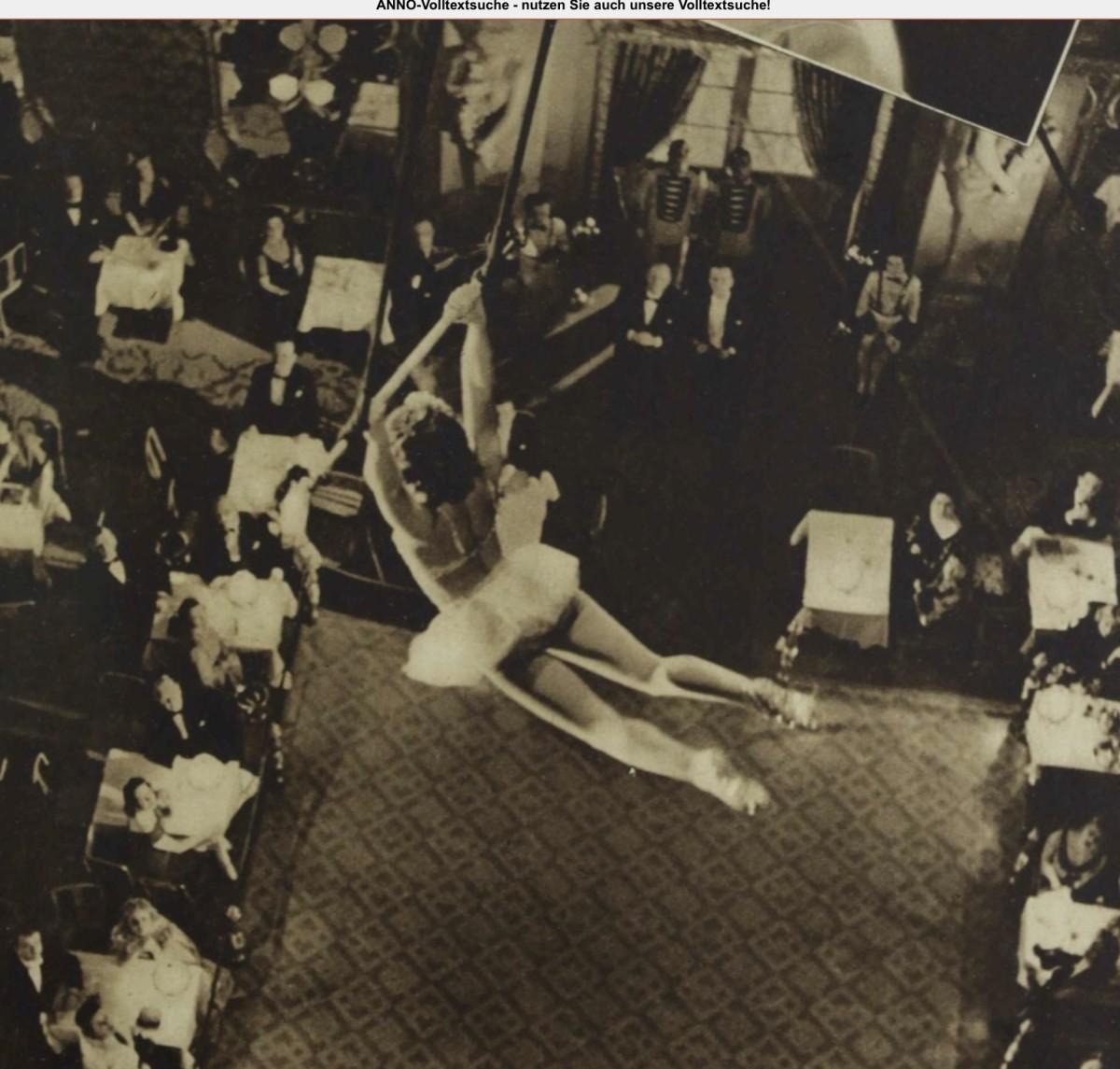die drei Codonas Film...my mom in the Air