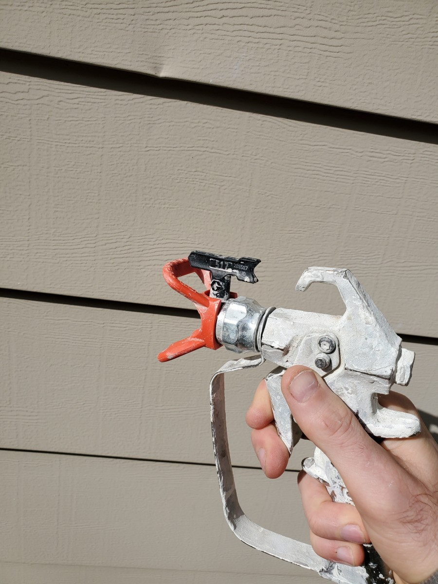 how-to-control-overspray-when-spray-painting-outdoors