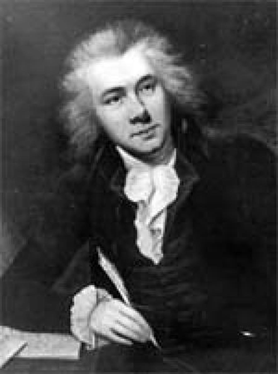 Like John Adams, William Wilberforce articulated a simple vision for the cause of liberty.