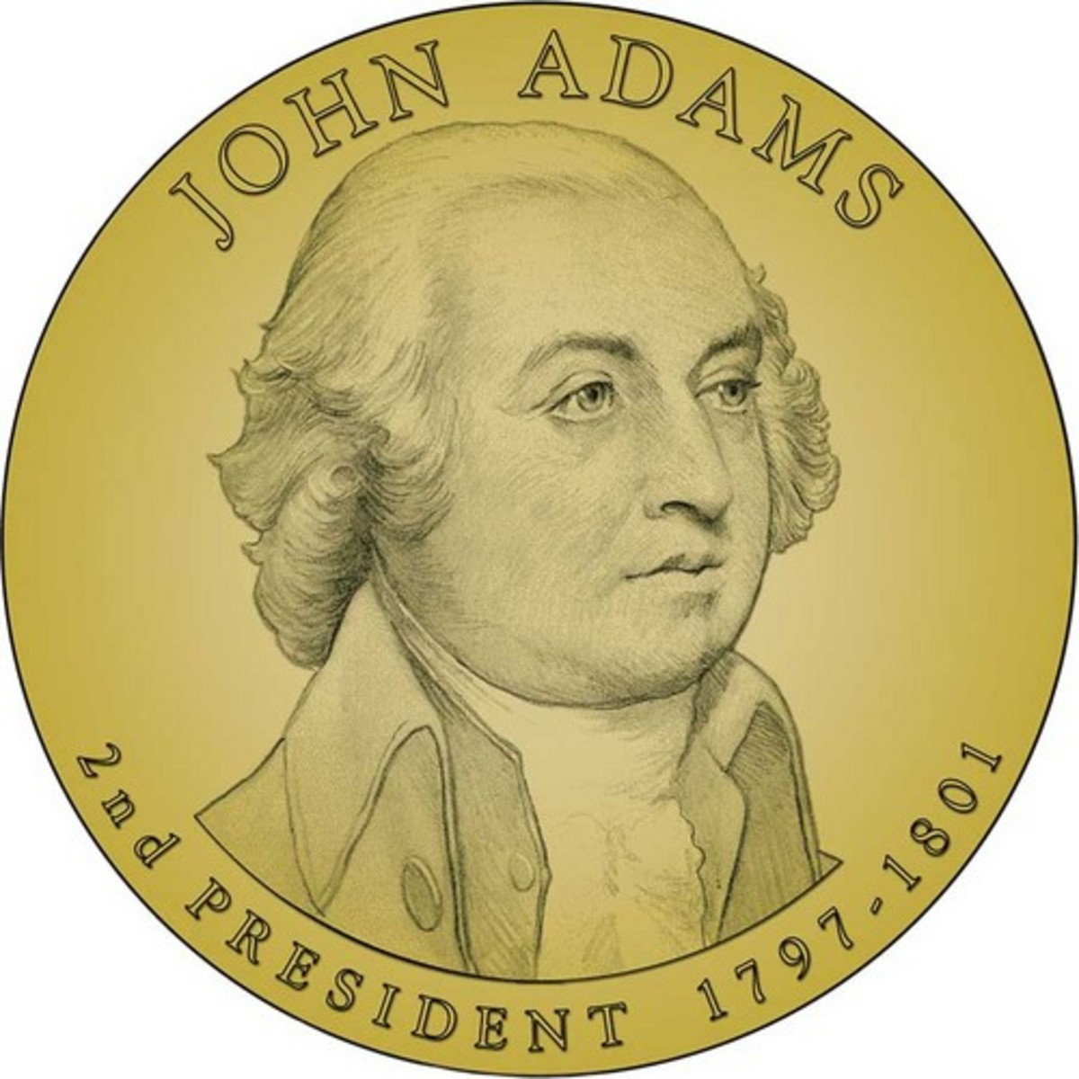 "During his day, John Adams was called the ""Atlas of Independence."""