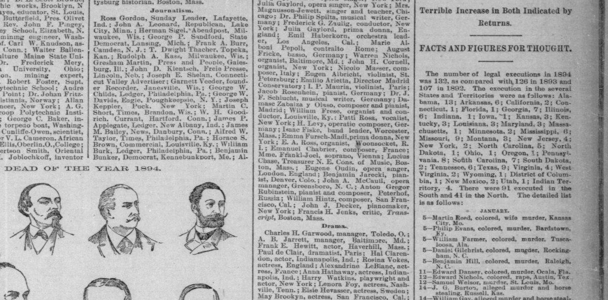 Tragic deaths, 1894 (2)