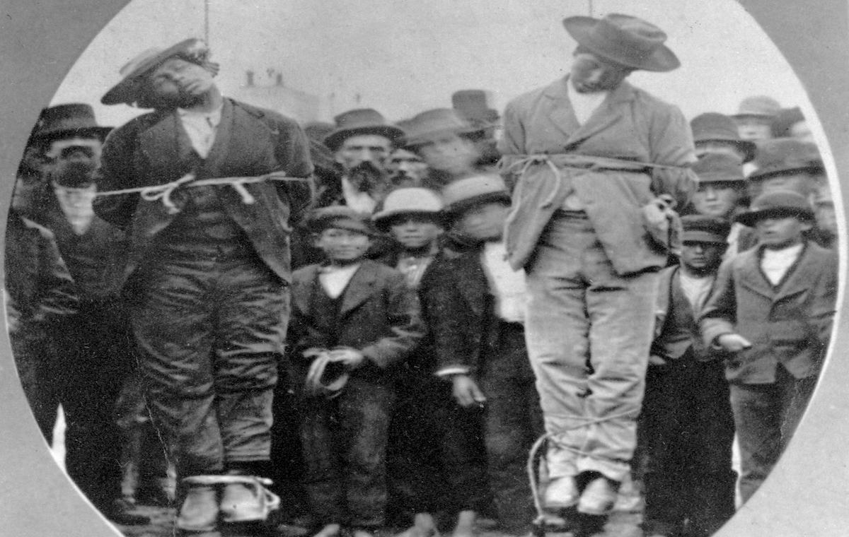 Mexican men were also victims of the lynch mob.