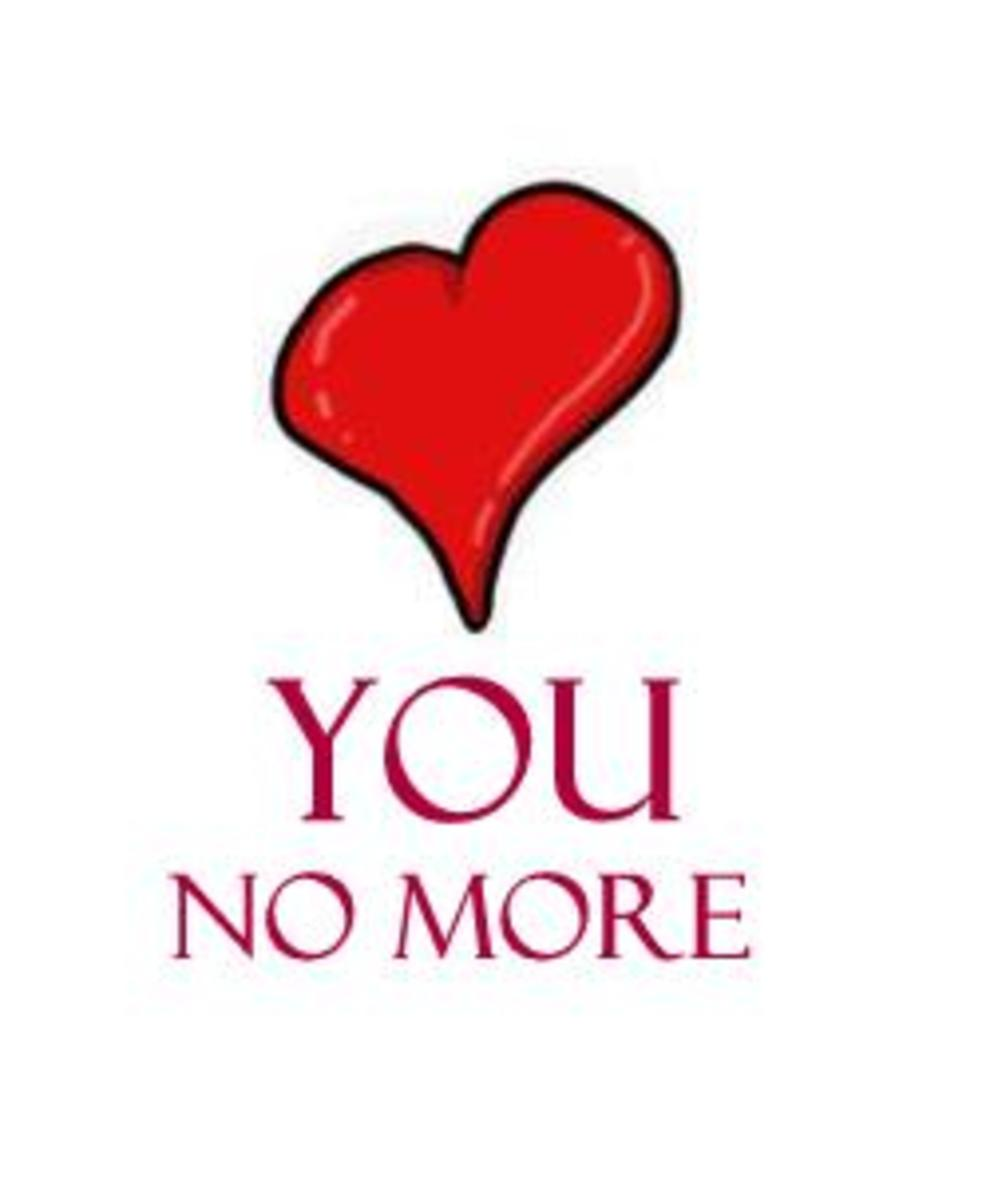 How to know that you have fallen out of love? Signs to know that you do not love your Partner