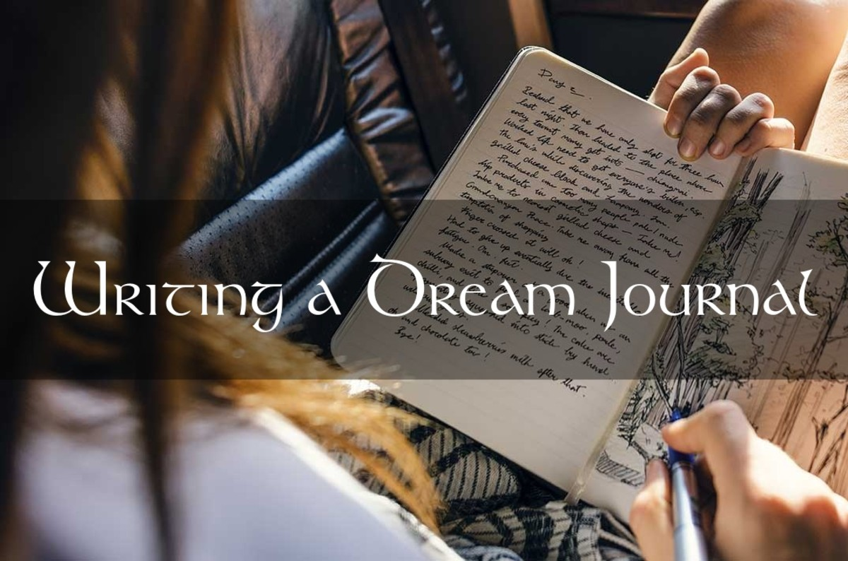 Dream Journal 101: Starting up a Journal and Remembering Dreams