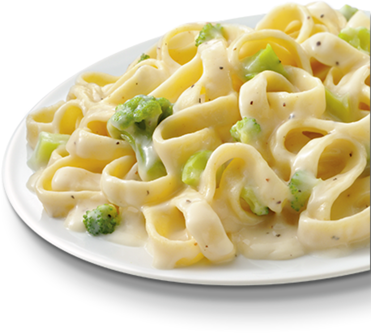 This just a great way for a person who dose not eat meat or seafood to enjoy some great fettuccine alfredo