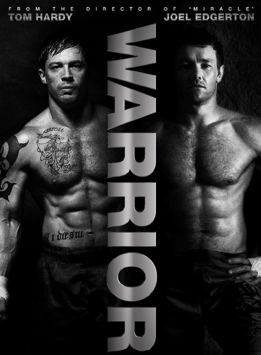 Warrior Movie 2011 Poster