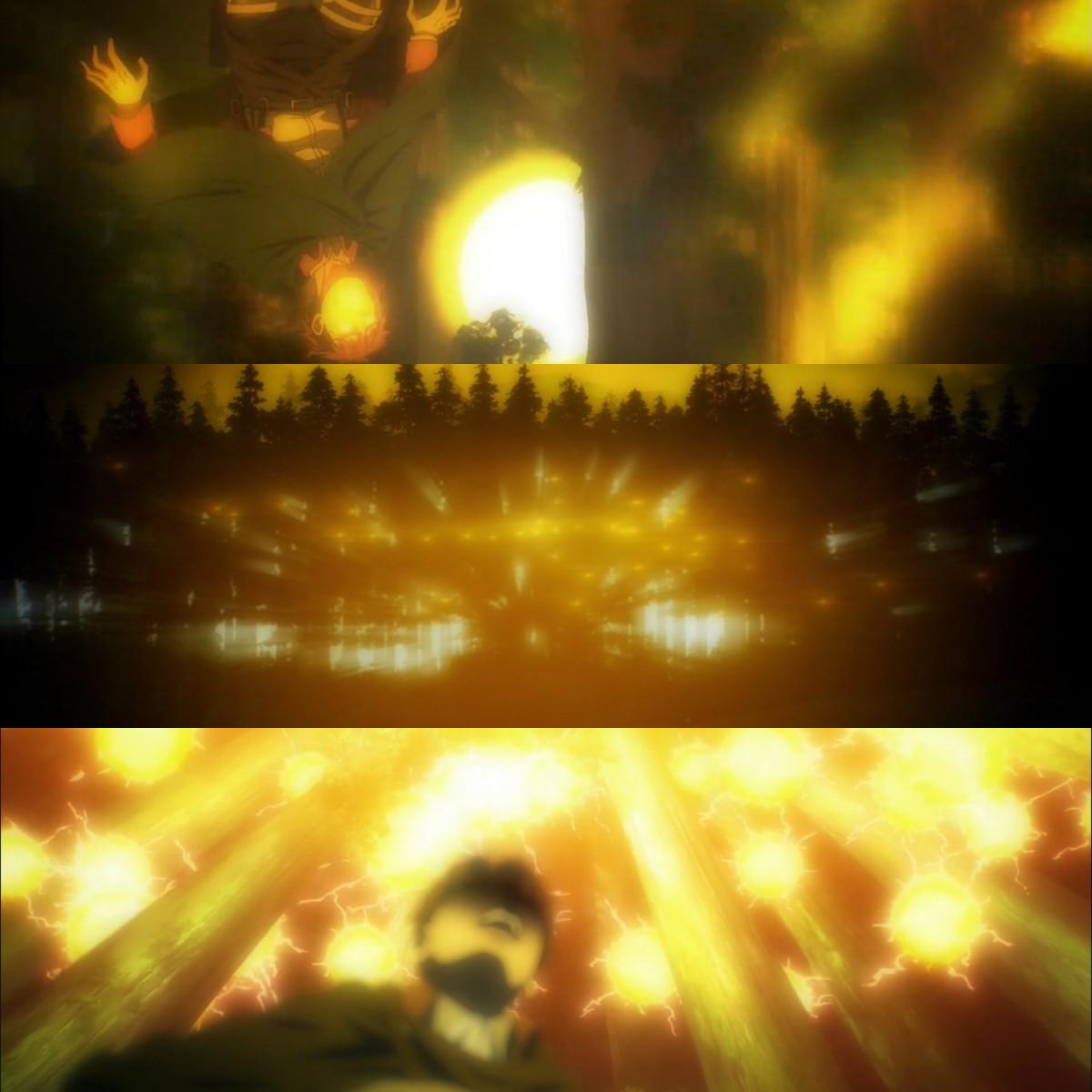 Titan Light Show