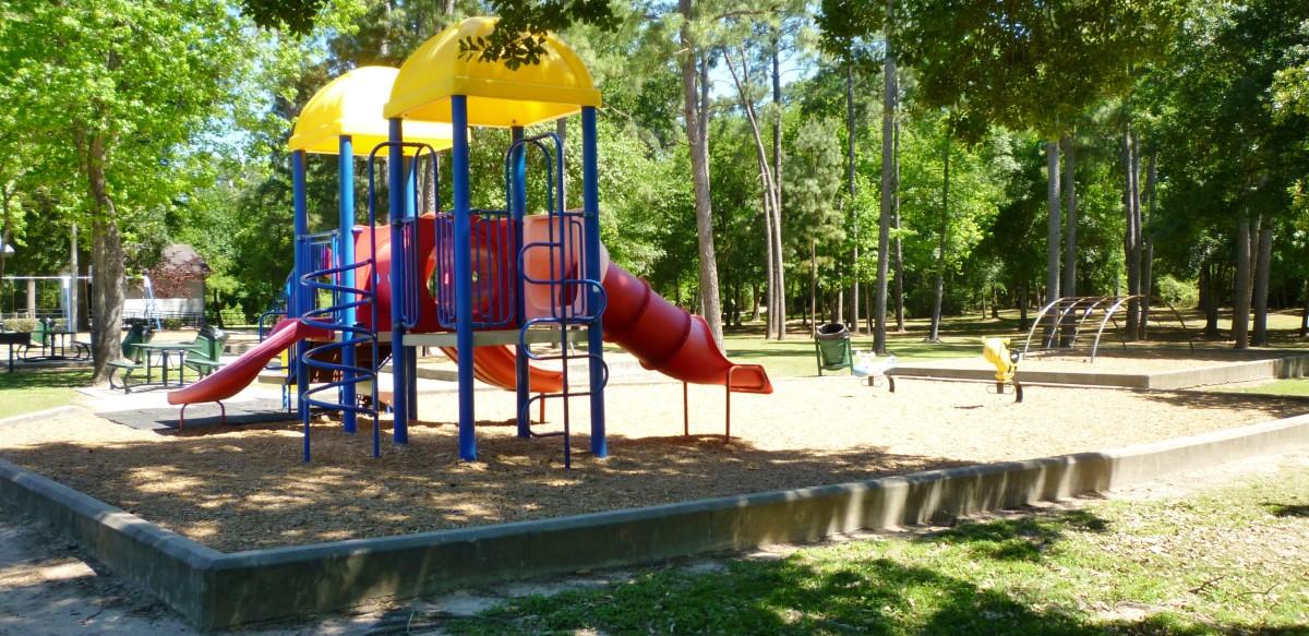 Telge Park in Cypress, Texas