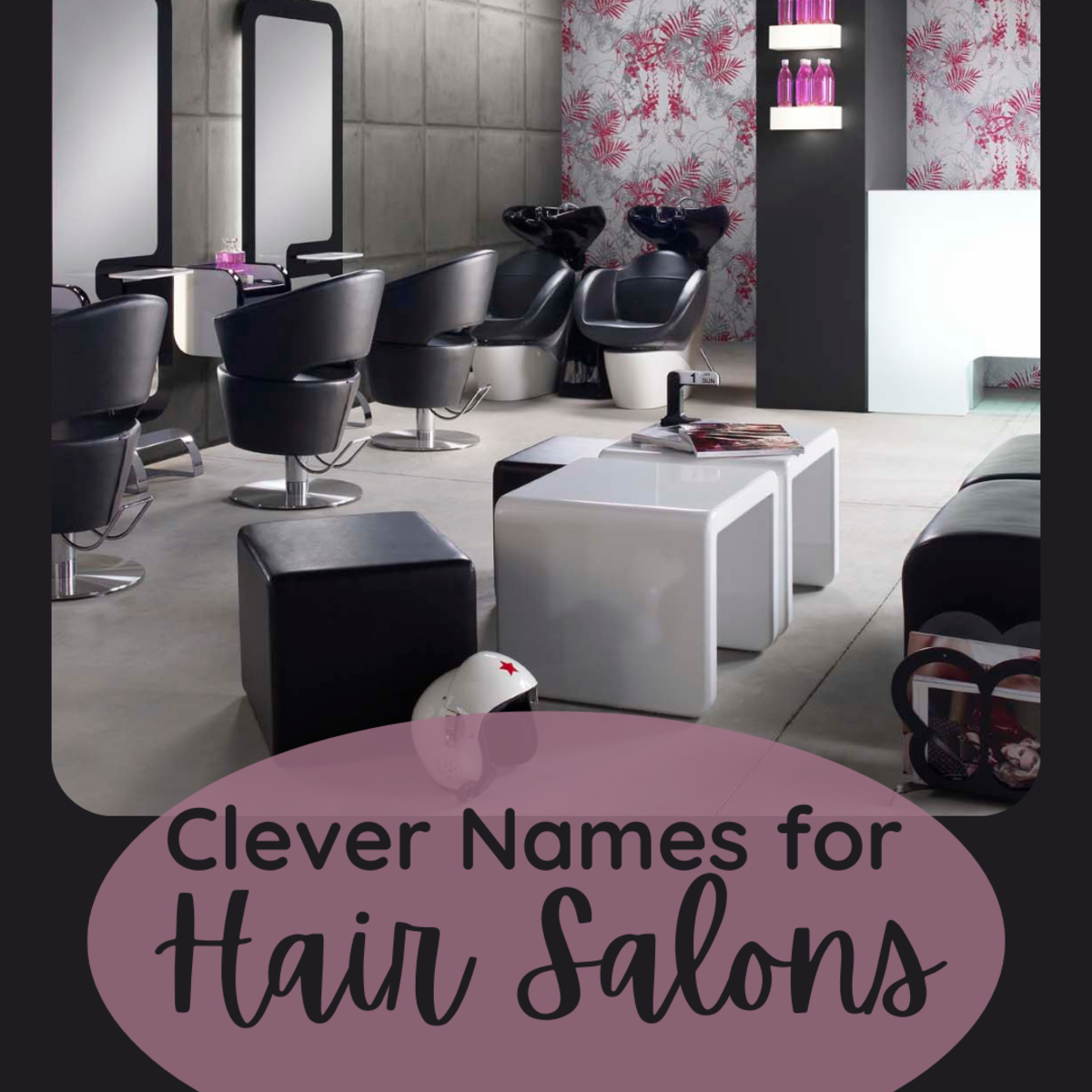 Look no further; here, you'll find 150+ ideas to help you name your new hair salon.