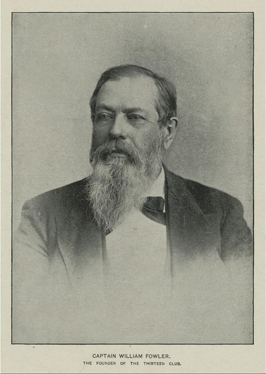 Captain William Fowler.