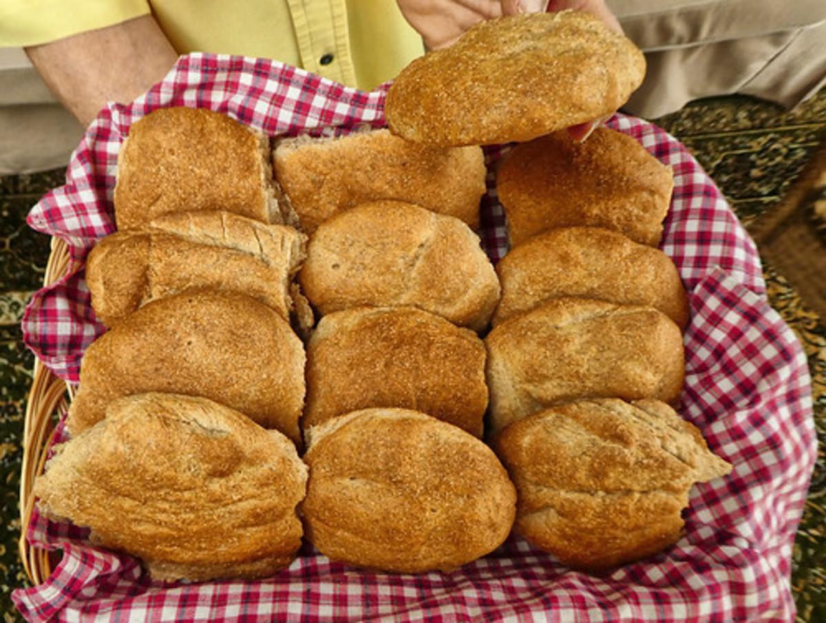 A baker's dozen, 13, constitutes a bit of good luck.