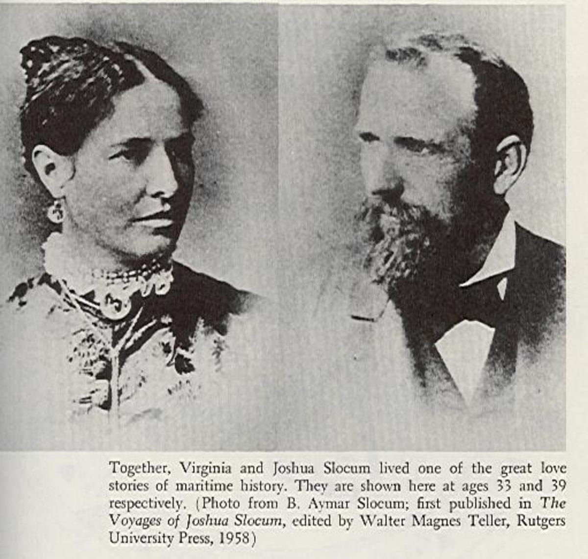 Joshua and Virginia Slocum