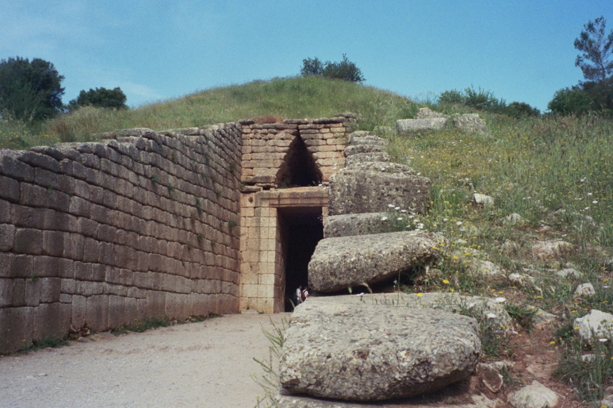 Ancient Greece Odyssey: The Citadel of Mycenae