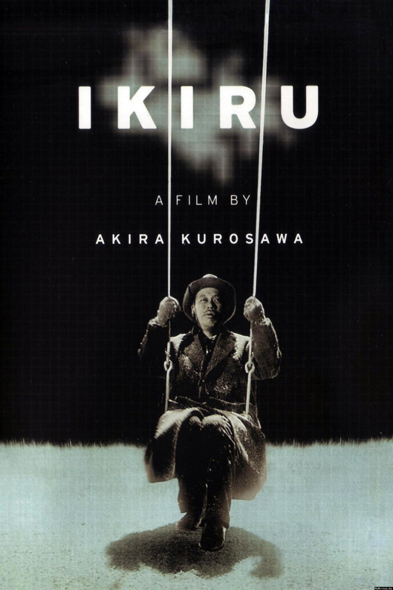 A Close Look at Ikiru
