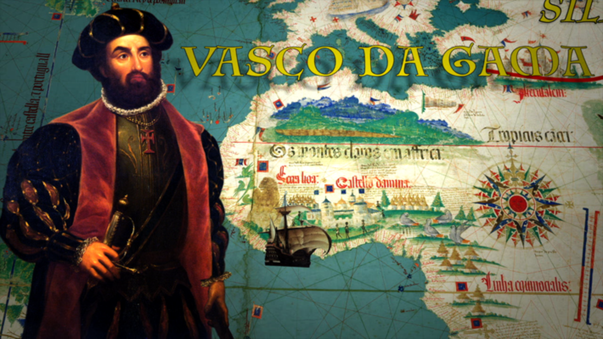 Remembering the Master Mariner Vasco Da Gama