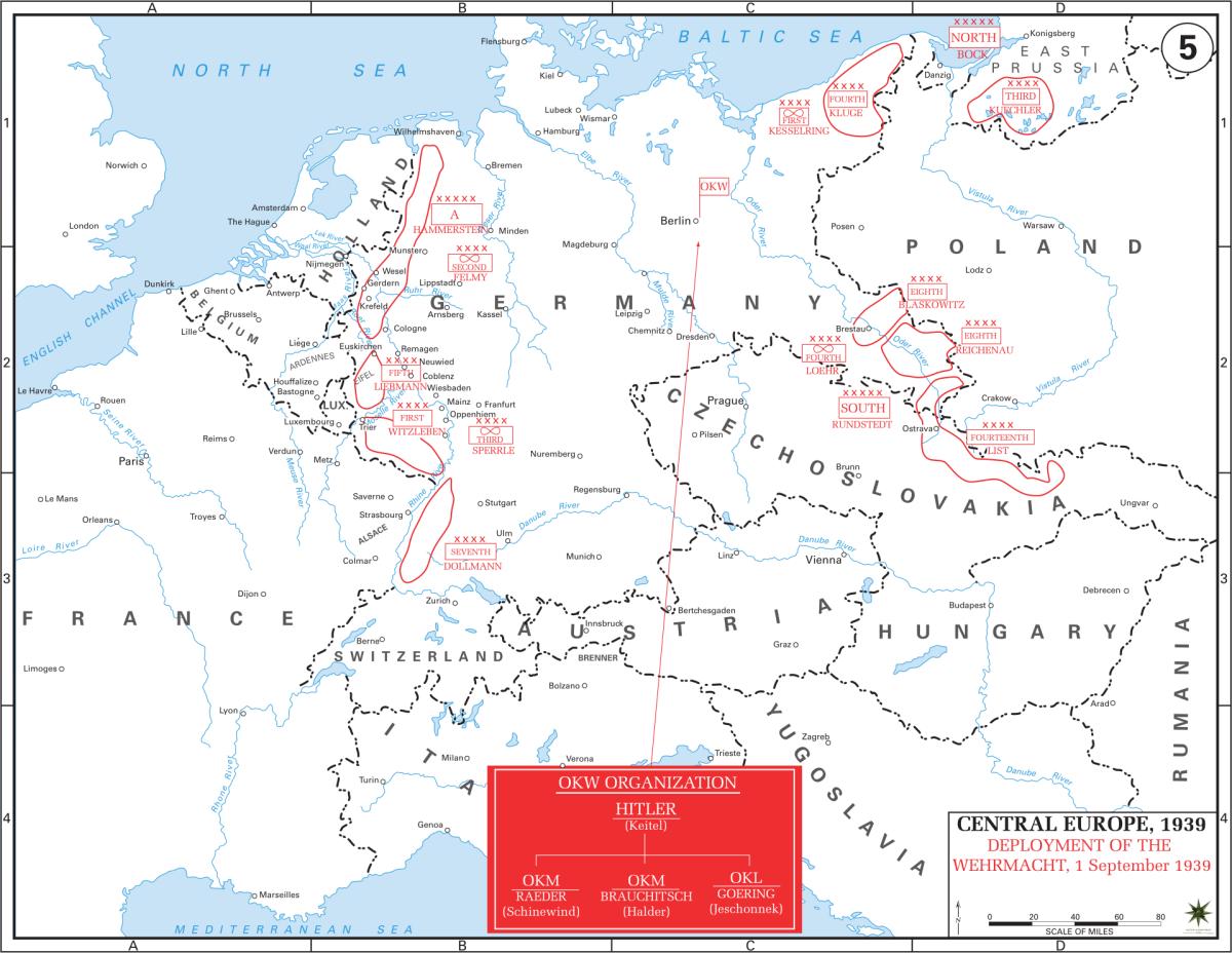 The German organization