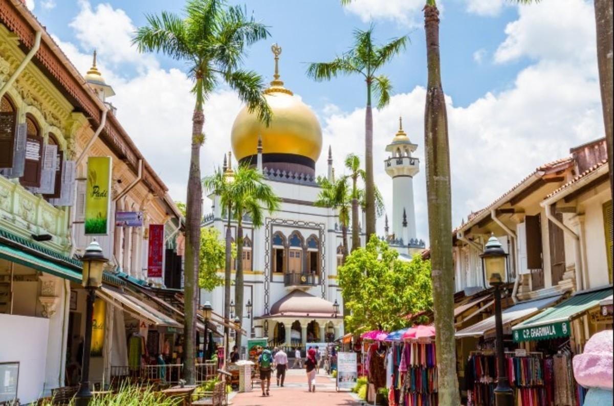 Masjid Sultan at Kampong Glam