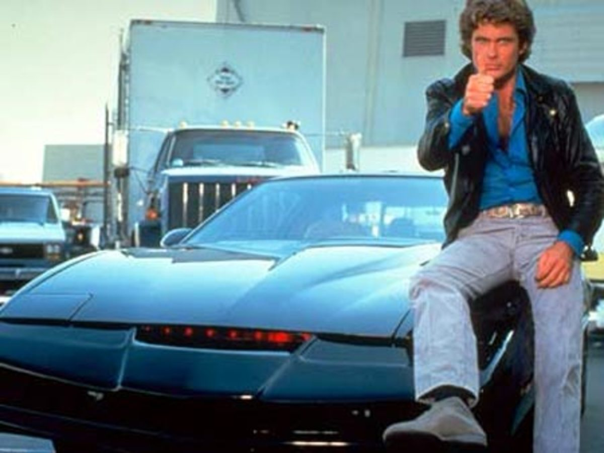 If it gets a thumbs up from 'The Hoff' - it's gotta be cool