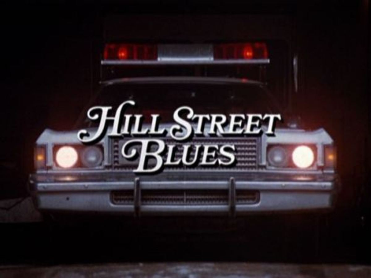 Hill Street Blues was an excellent show with an excellent theme tune