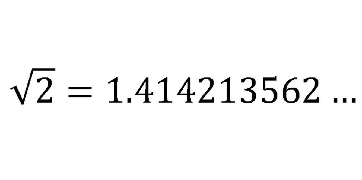The Square Root of Two and Its Decimal Form