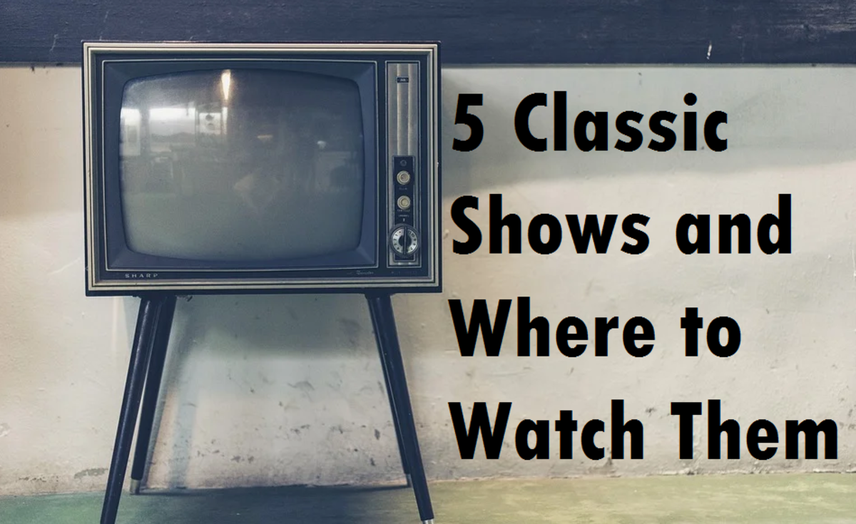 5 Classic Shows and Where to Watch Them