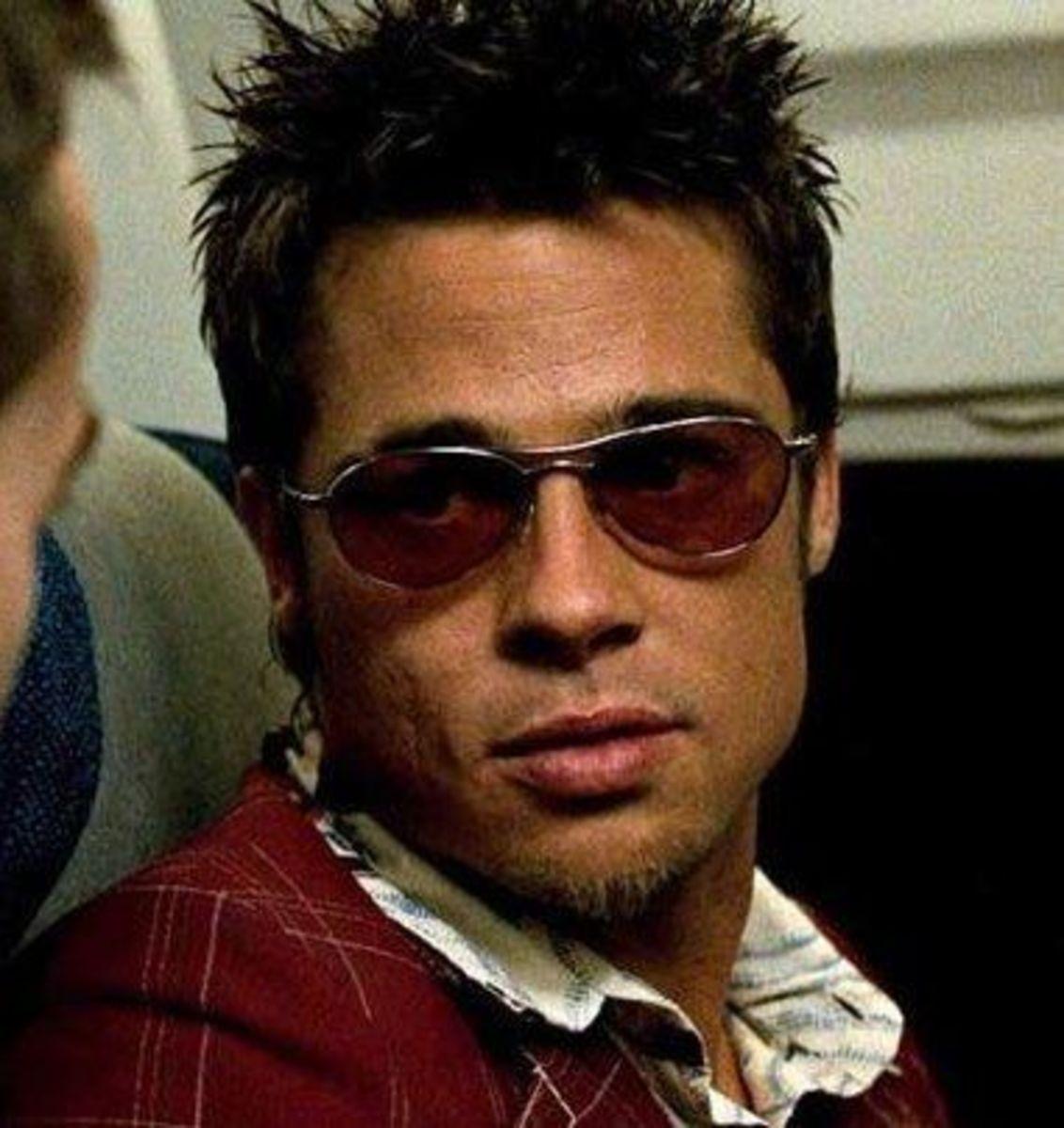 Tyler Durden (Brad Pitt), Fight Club (1999)