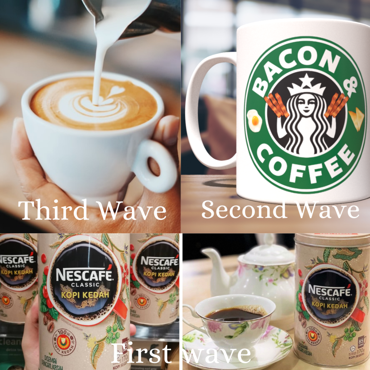 The 3 Waves of Coffee in Malaysia & Singapore