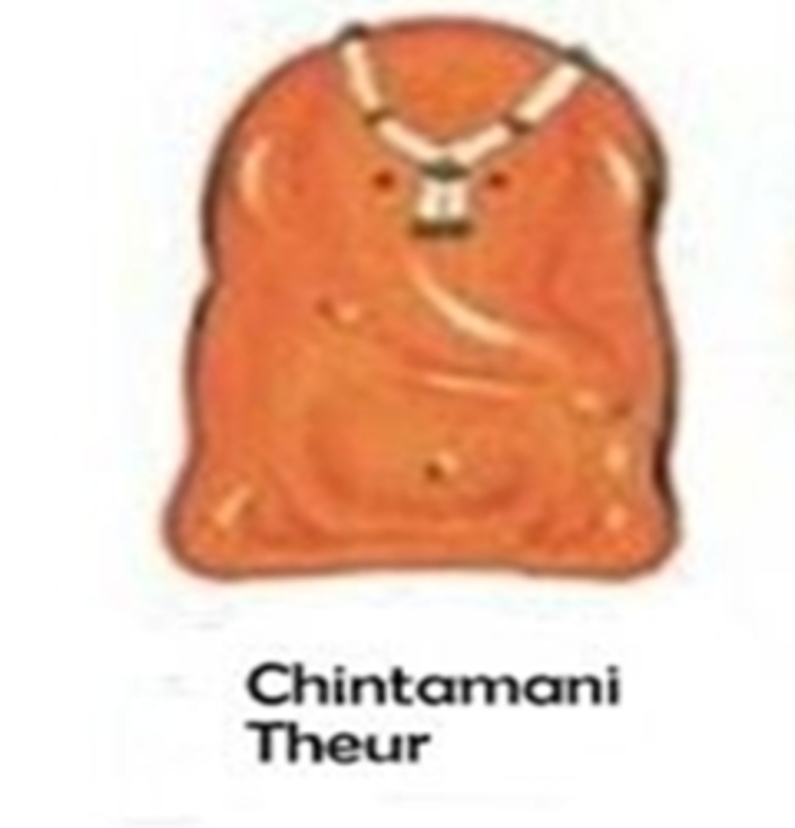 Shri cubrir el nthamani templo en llamas, theur