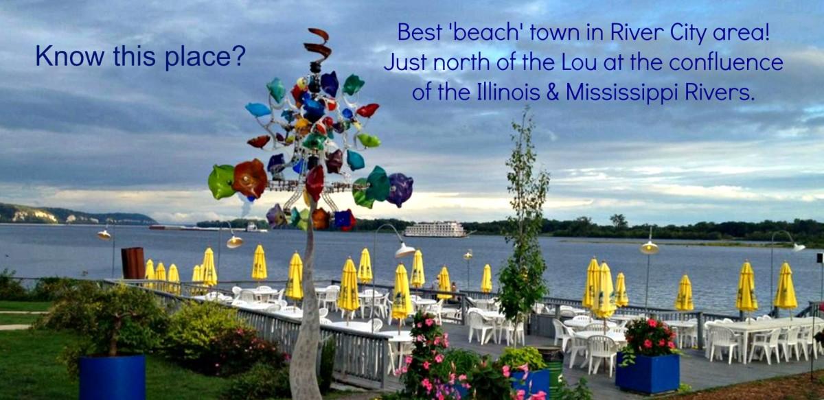 BEST Beach in River City!