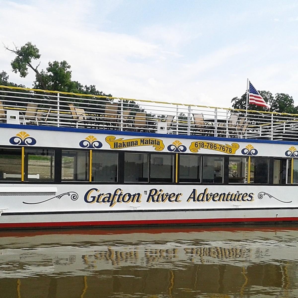 """Hakuna Matata"" River Cruise"