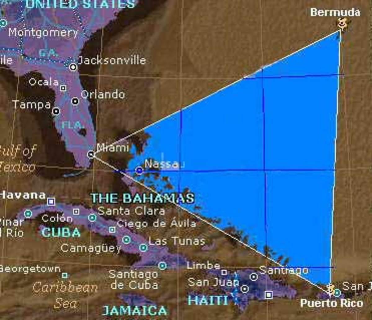 Mystery of the Bermuda Triangle
