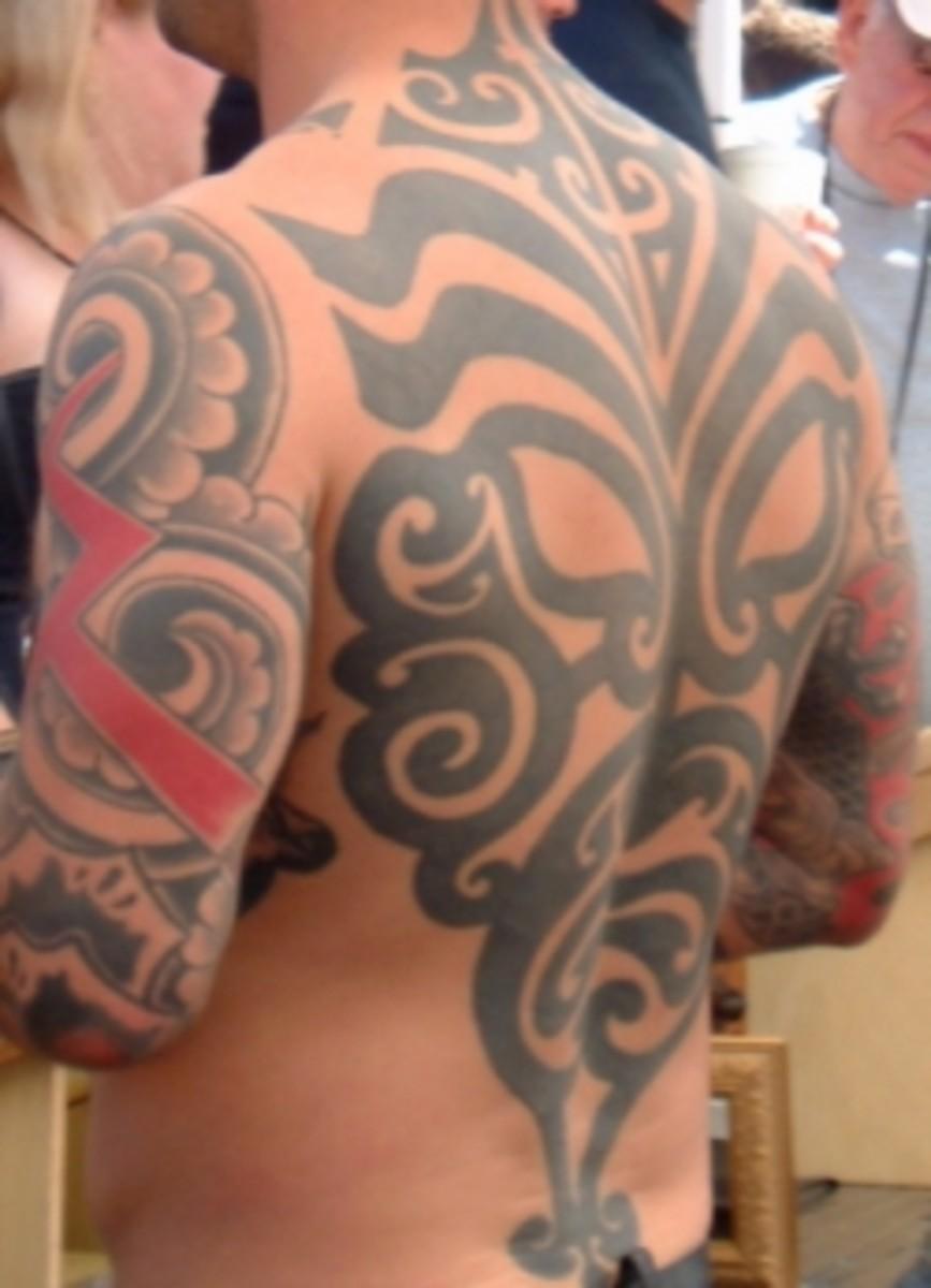 idei-dlya-tatuirovok - Племенные Татуировки -  - фото