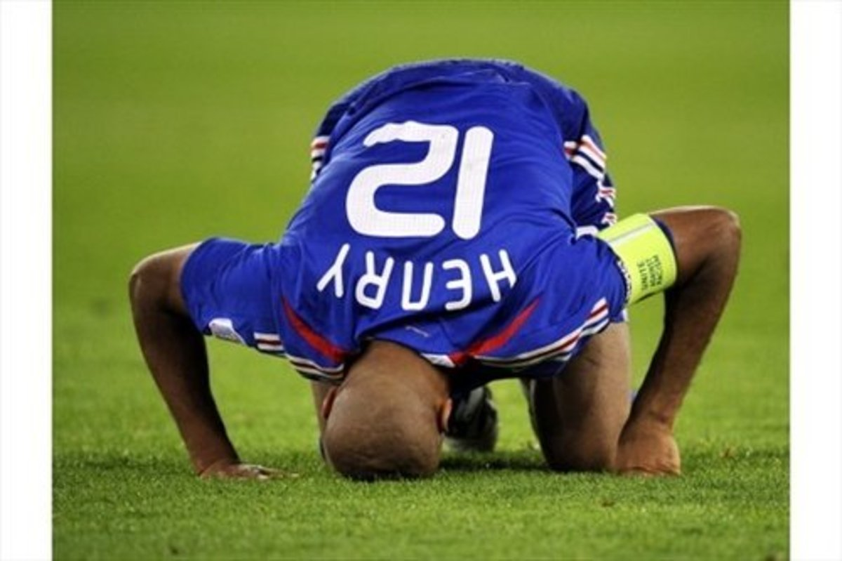 Top 40 Muslim Football Players