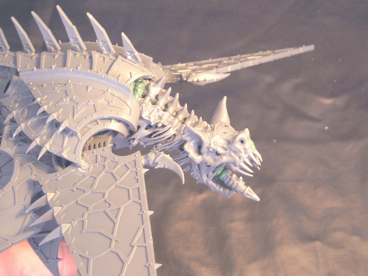 Heldrake conversion