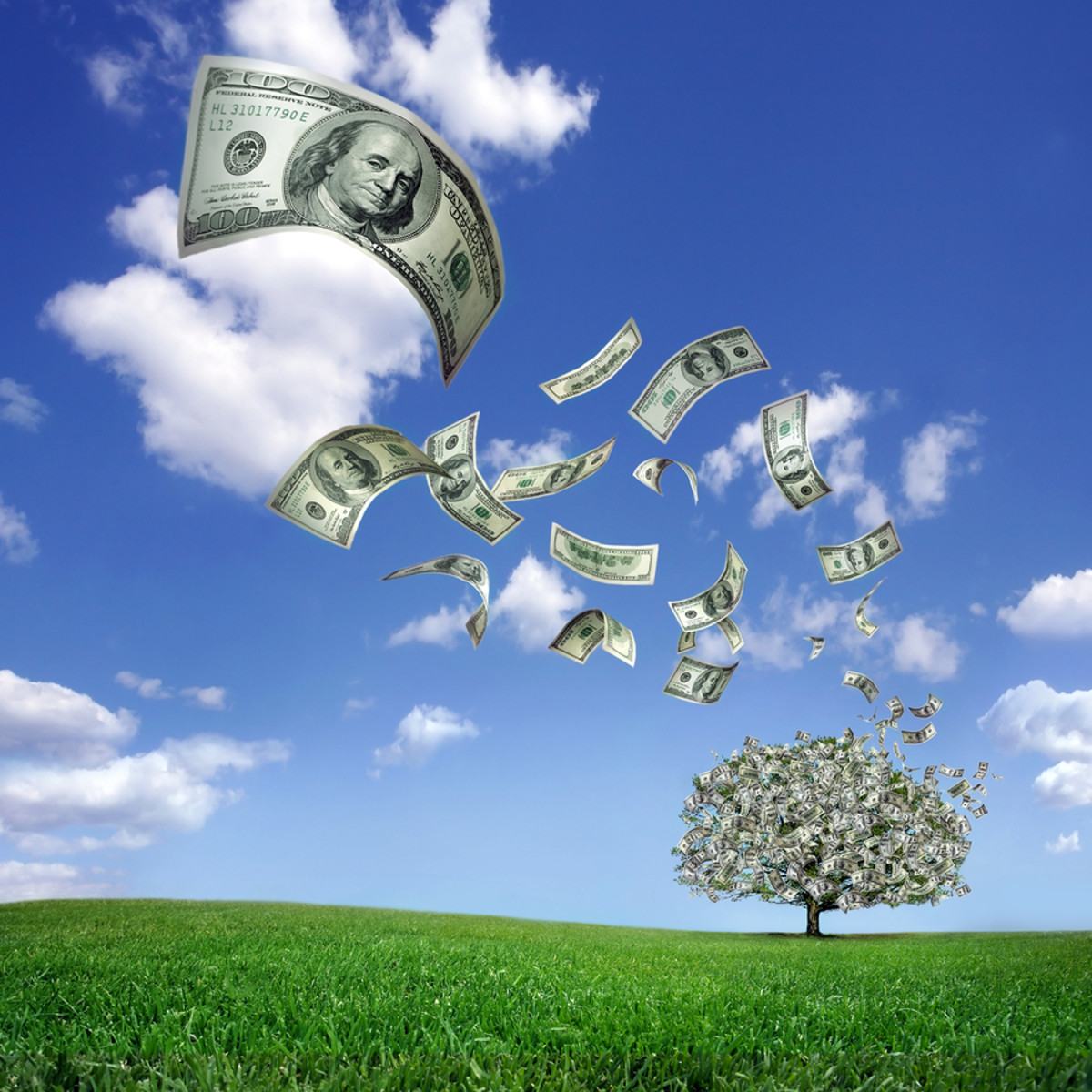 Get a Financial Blessing in 30 Days or Less