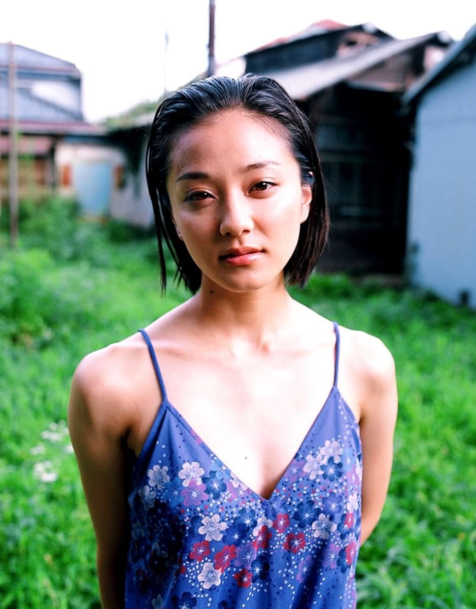 Noriko Nakagoshi, Japanese Actress From Saga, Japan