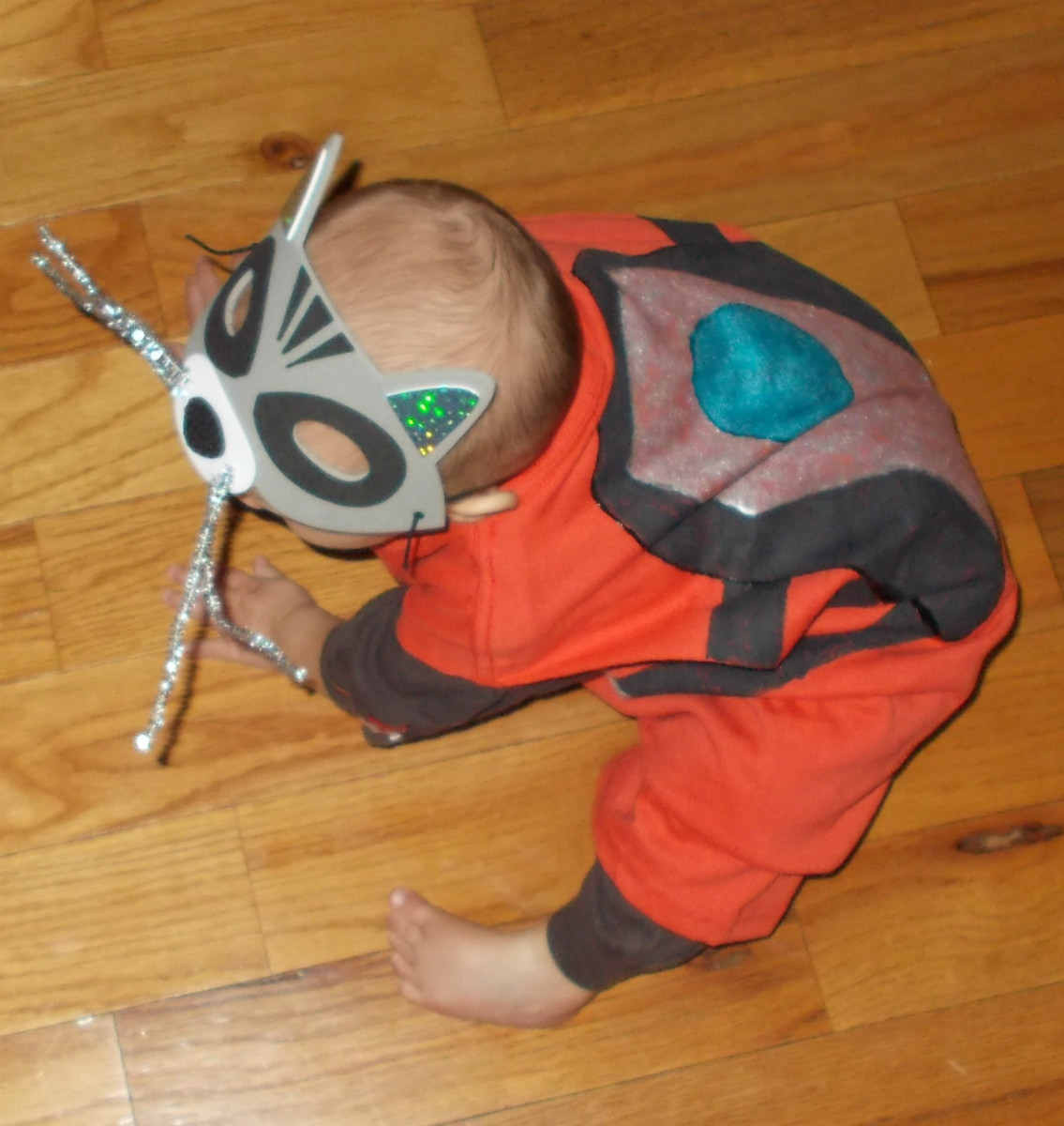 Families, Groups Can Call Themselves the Guardians of the Galaxy With DIY Costumes
