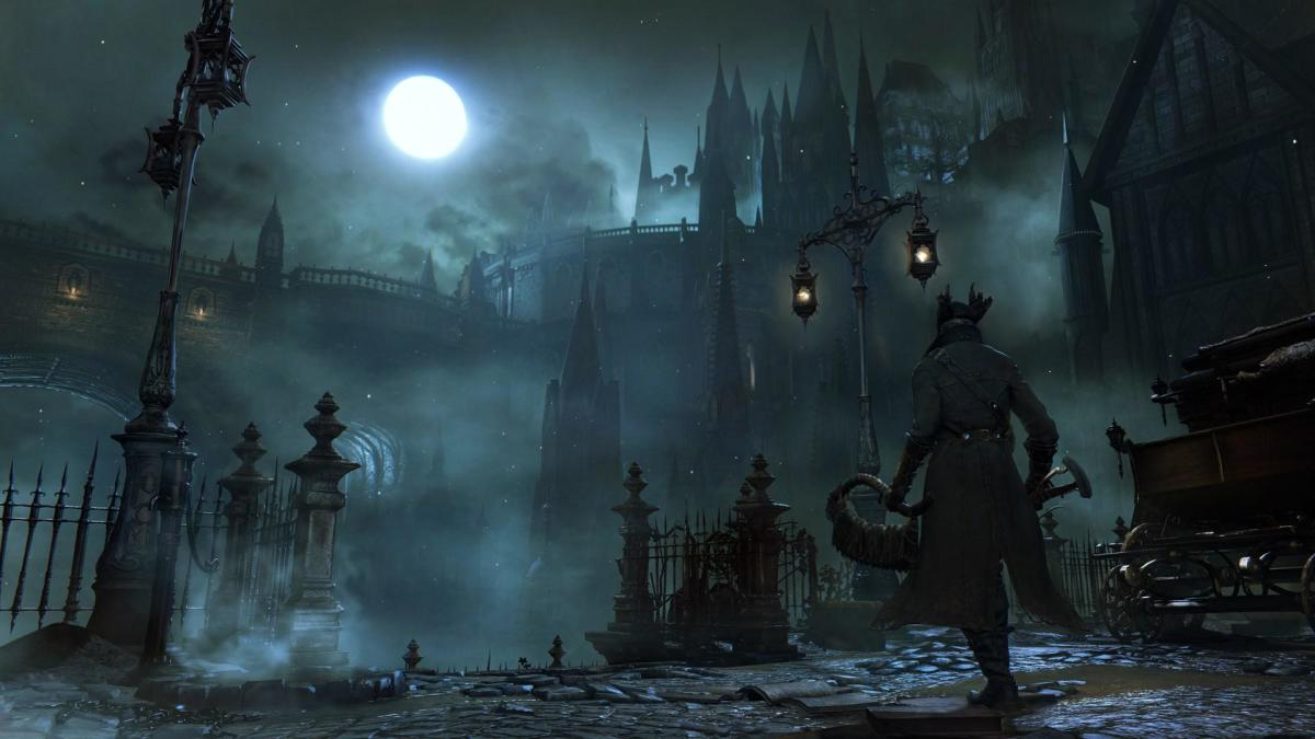 Bloodborne: There Is No Cure for What Ails You