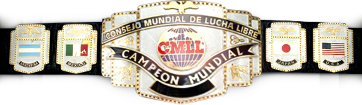 Ten Candidates to Be the Next CMLL World Heavyweight Champion