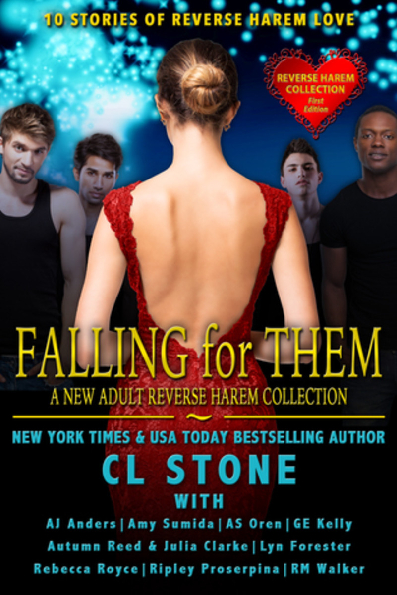 The Four Clever Brothers is in the reverse harem boxed set, Falling for Them.