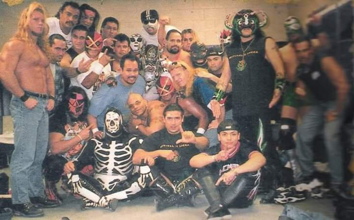 The Best of WCW Lucha Libre! (Part 2)
