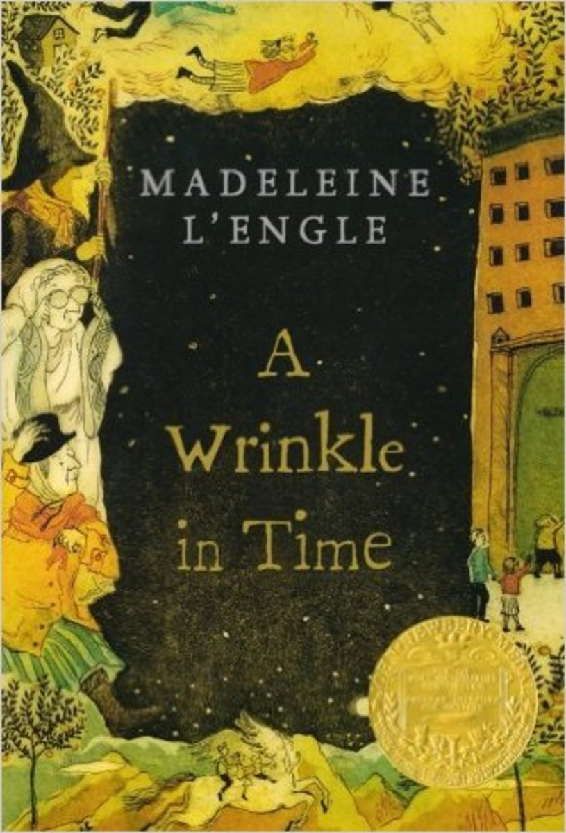 book-review-a-wrinkle-in-time-by-madeleine-lengle