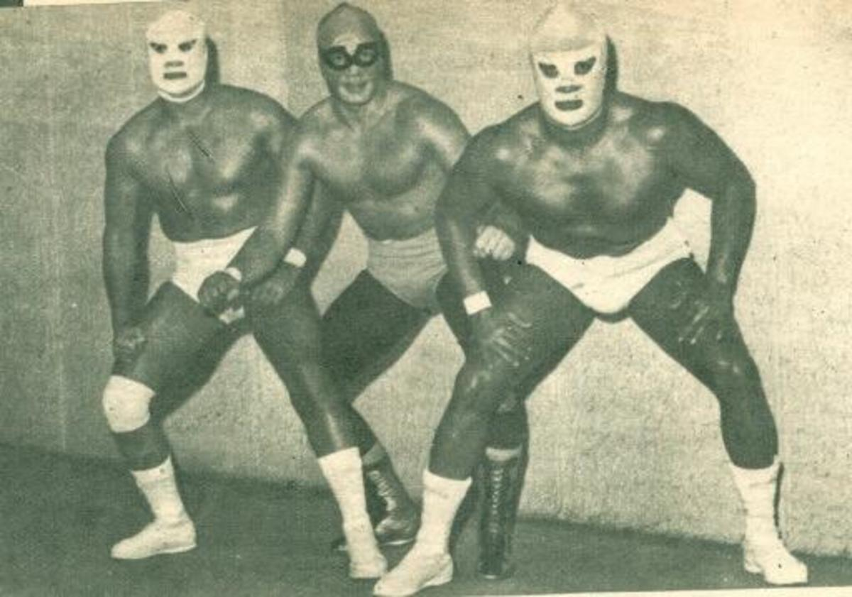 The History of Consejo Mundial de Lucha Libre (1960-1979)