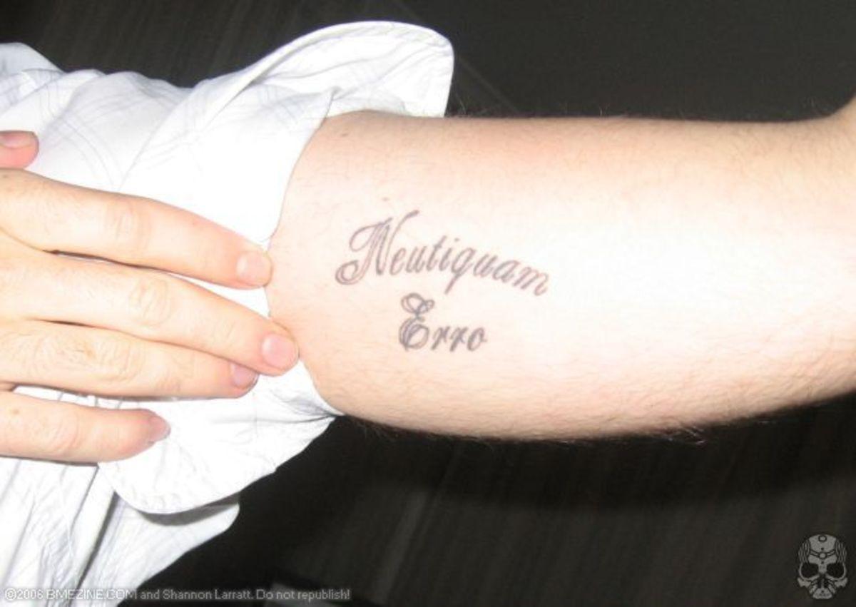 Latin Tattoo Ideas Words Phrases Quotes And Photos Tatring